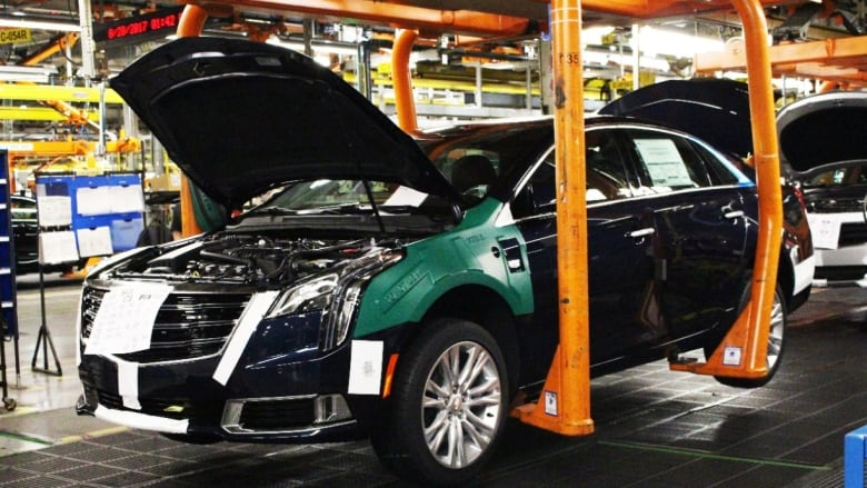 London Parts Makers Could Feel The Pinch By Gm Plant Closures Cbc News