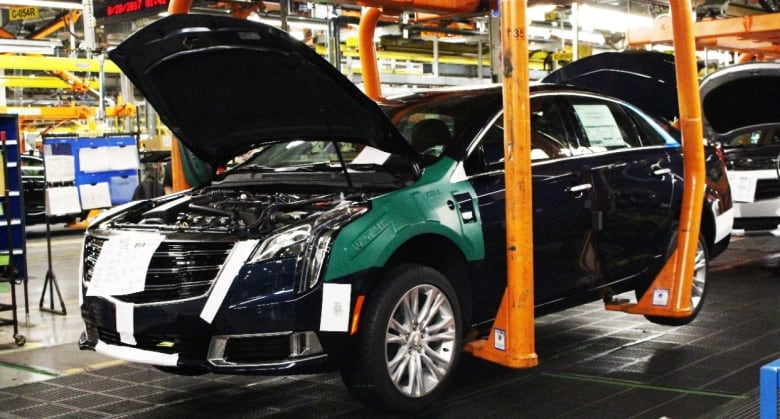 gm closure of oshawa assembly plant to be announced today