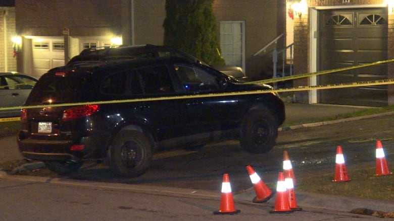 Man, 39, critically injured in Ajax shooting in what may be