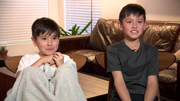 Brothers, age 7 and 10, perform CPR to save grandmother in cardiac arrest | CBC News