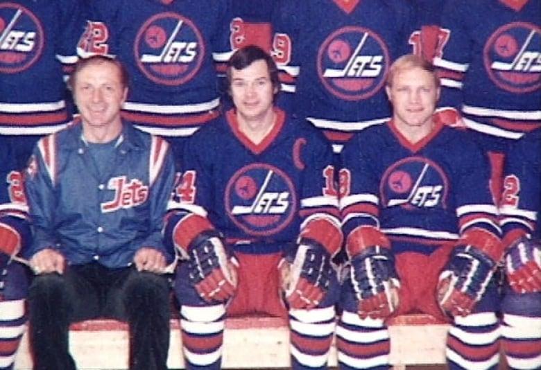 best service e463f 93898 Winnipeg Jets add legends Ab McDonald, Lars-Erik Sjoberg to ...