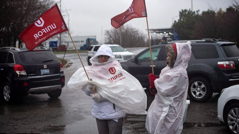 'They are not closing our damn plant': Union vows fight as GM plans Oshawa closing