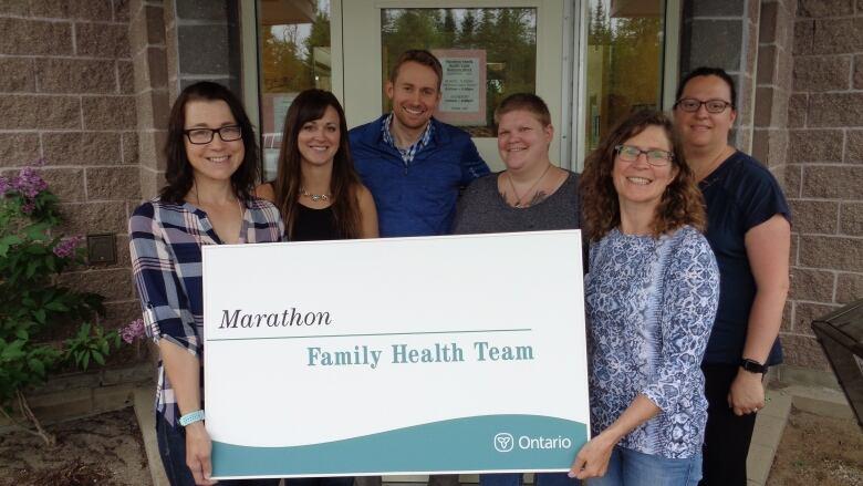 Marathon, Ont  clinic wins recognition for program aimed at safer