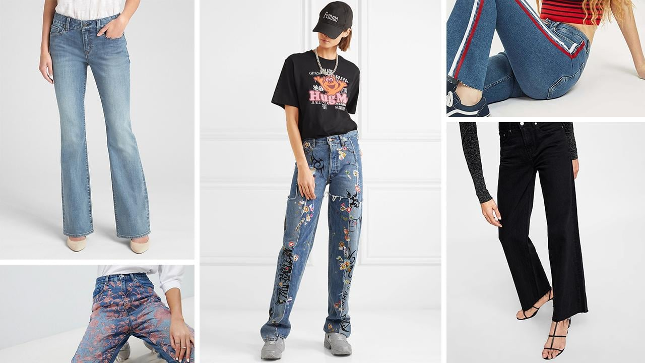 The 2019 denim trends that aren't in your closet… yet | CBC Life