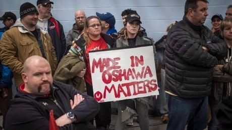 GM Canada Oshawa 20181126