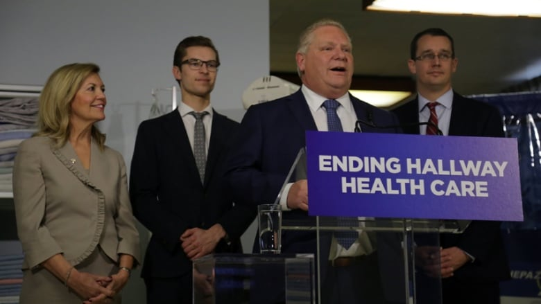 Leaked document reveals PC government's plan to privatize health services: NDP