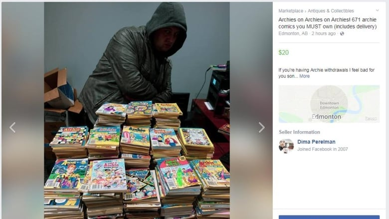The wolf of buy and sell' talks Hot Wheels, Archie comics