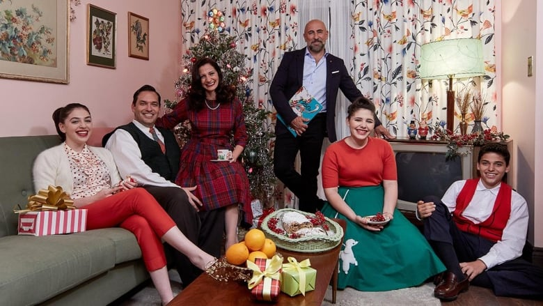 Family For Christmas.Back In Time For Christmas One Hour Special Cbc Life