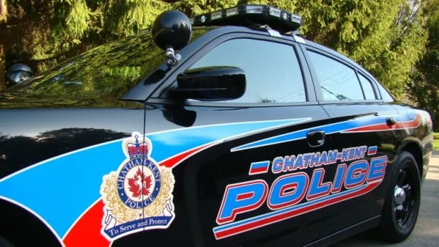 Pedestrian killed in Chatham single-vehicle collision