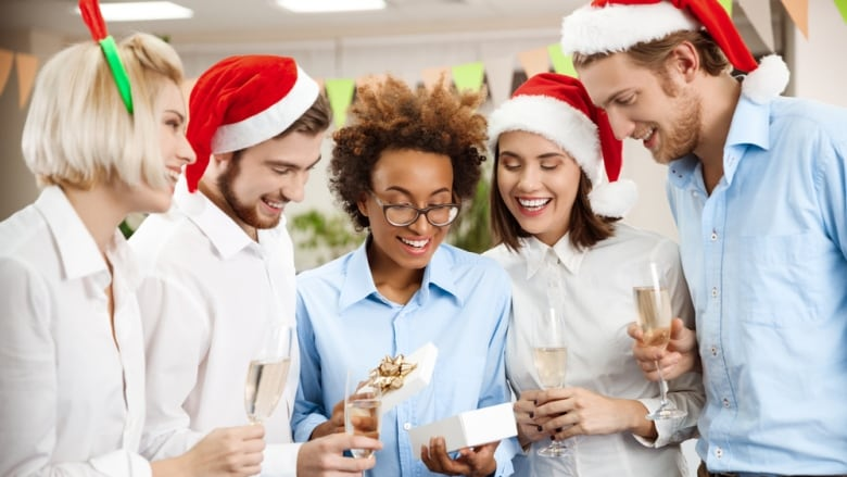Office Christmas Party.Why You Need To Go To Your Office Christmas Party Cbc News