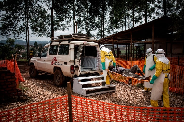 Ebola outbreak in east Congo now world's second biggest