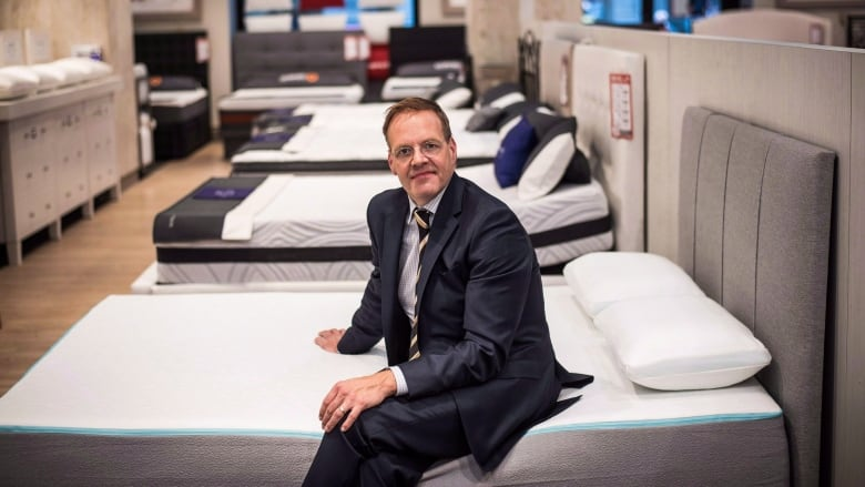 Sleep Country Canada Buys Online Mattress Firm Endy For 89m Cbc News