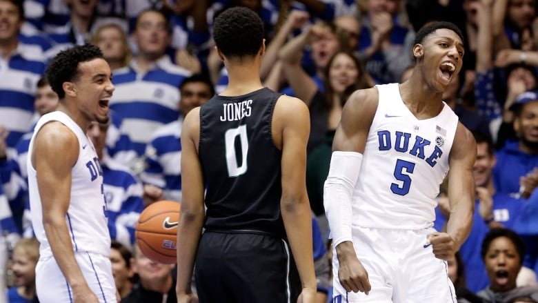 the latest 1aa42 3bcab RJ Barrett fills the stat sheet in Duke's rout of Stetson ...