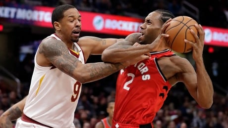 Raptors beat Cavs for 8th straight win despite missing Kyle Lowry