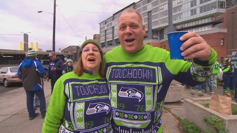 Seattle already enjoys huge support for the NFL's Seahawks on both sides of the border