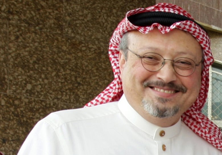 Khashoggi was last seen going into the Saudi consulate in Istanbul