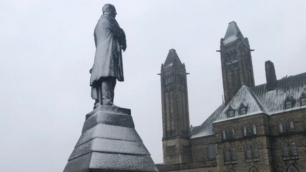 Expect an overcast Tuesday with flurries