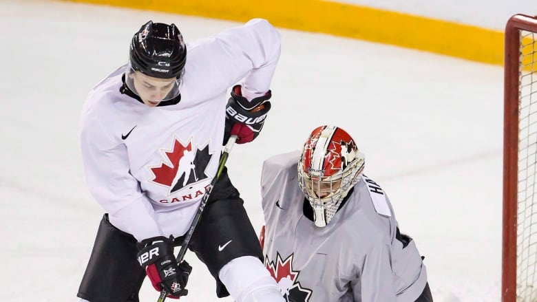 Hockey Canada announces world junior selection camp roster