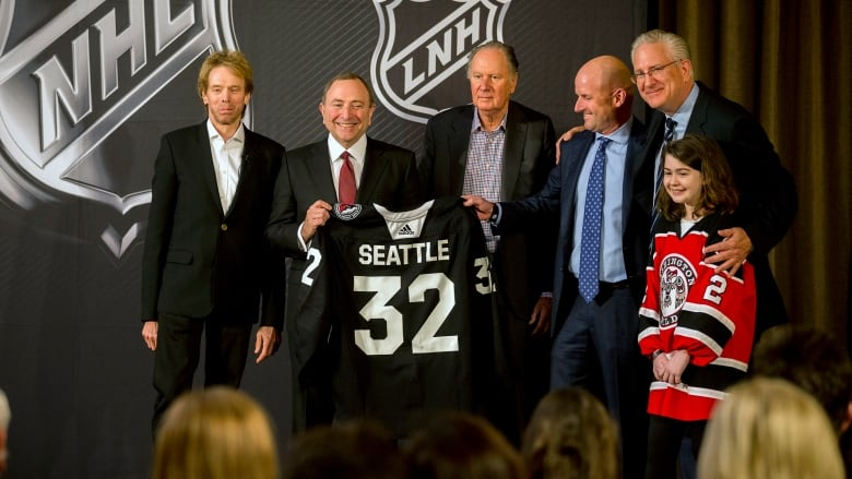 New Nhl Team 2020 Seattle becomes NHL's 32nd team after league unanimously approves