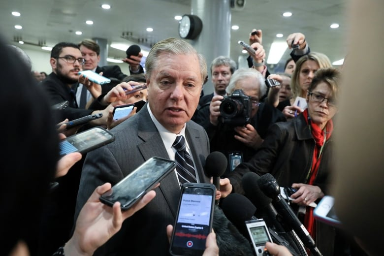 Graham wants Senate resolution on Saudi prince