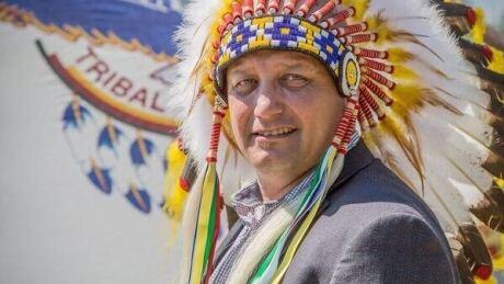 Chief Mark Arcand