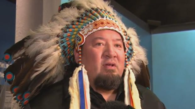 'Where is our revolution?' Former Manitoba grand chief fasts 27 hours in replica of Nelson Mandela's cell | CBC News