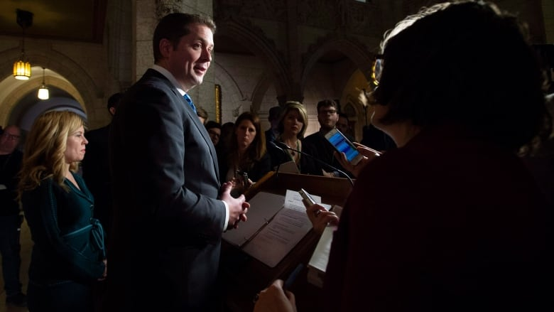 Scheer names his caucus critics - and some notable MPs have been left off the list