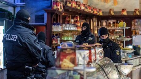 Germany Europe Italian Mob