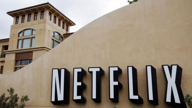 Netflix workers stage walk-out over Chappelle transgender comments   CBC News