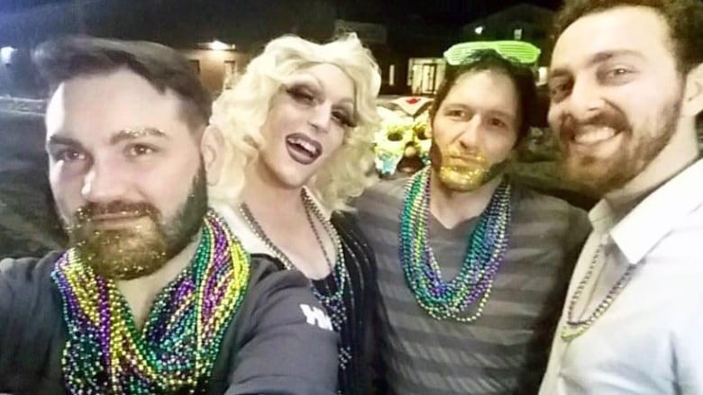 Native gay and lesbian gathering