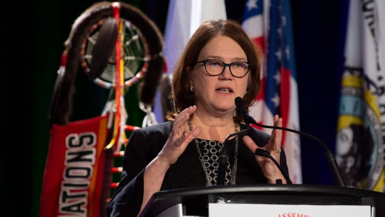 'She was the hope': Indigenous leaders shocked by Philpott's cabinet resignation