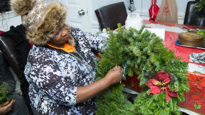 Making Christmas.How This Nova Scotia Community Keeps The Tradition Of Making