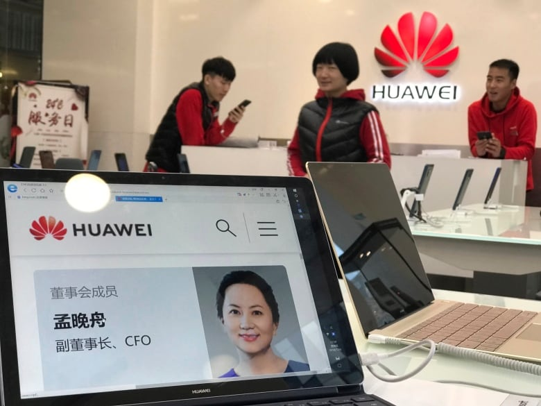 CFO of Chinese tech giant Huawei arrested in Vancouver
