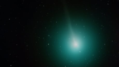 Brightest comet of the year can be seen as it zips past Earth