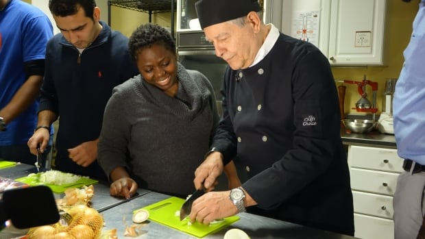 Canadian cooking class serves up friendship