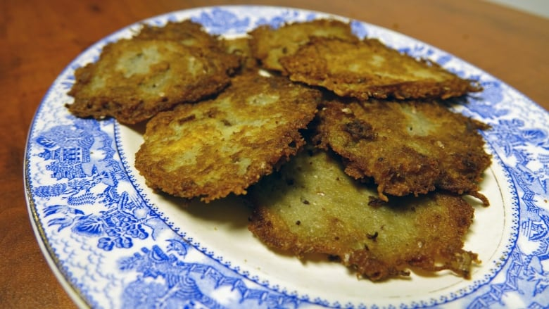 The competition's sizzling at this annual latke fry-off