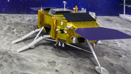 Chinese spacecraft launches for historic landing on far side of the moon
