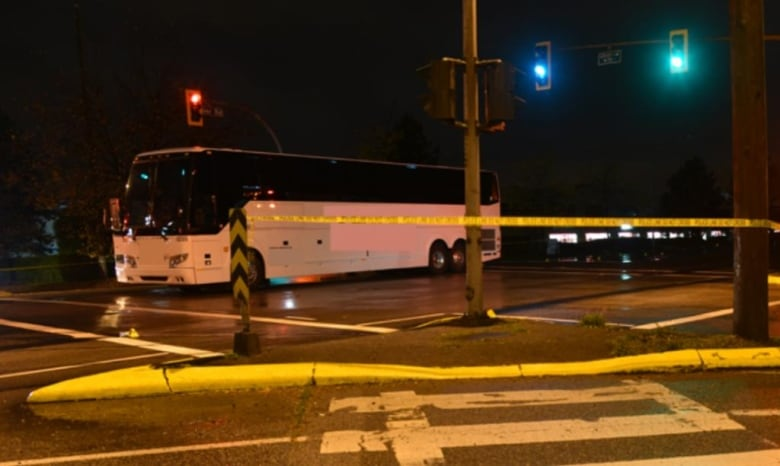 RCMP looking for information on pedestrian hit by bus and killed in Delta