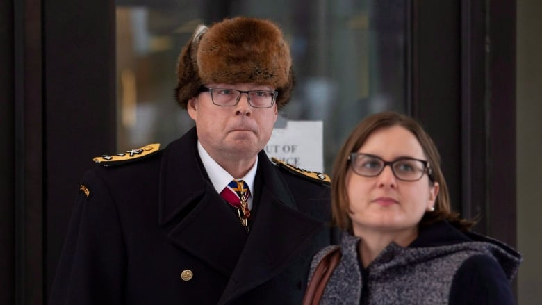 Mark Norman's defence points to SNC-Lavalin testimony in bid to unlock secret documents