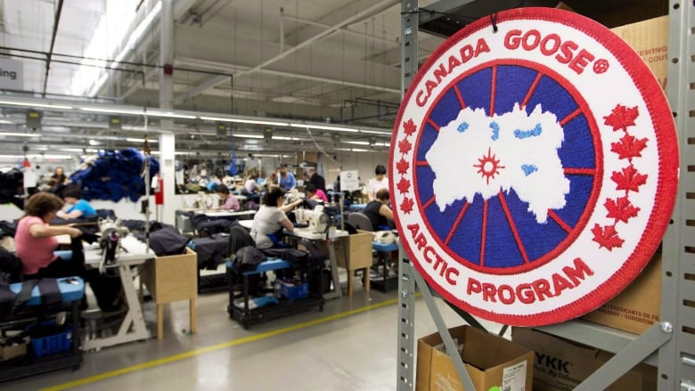canada goose store opening