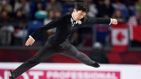 Canada's Keegan Messing places 5th at Grand Prix Final