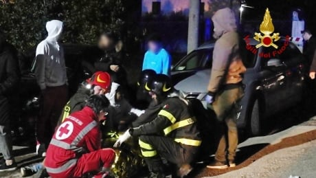 ITALY ACCIDNETS NIGHTCLUB STAMPEDE