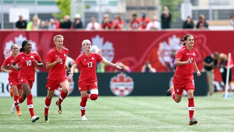765475ffd Canada's women's soccer team drew the Netherlands, New Zealand and Cameroon  in its pool for the World Cup beginning in June across France.
