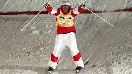 CBC Sports Big Moment: Mikael Kingsbury wins his 50th moguls World Cup