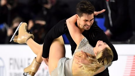 Hubbell, Donohue capture ice dance gold at Grand Prix Final