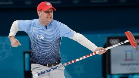 APTOPIX Pyeongchang Olympics Curling Men