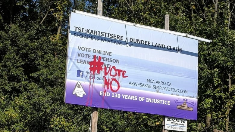 Akwesasne moves ahead in $239M Dundee land claim settlement after appeals dismissed