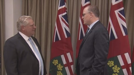 Mega-hospital, GM closures discussed at meeting with Windsor mayor and Ontario premier