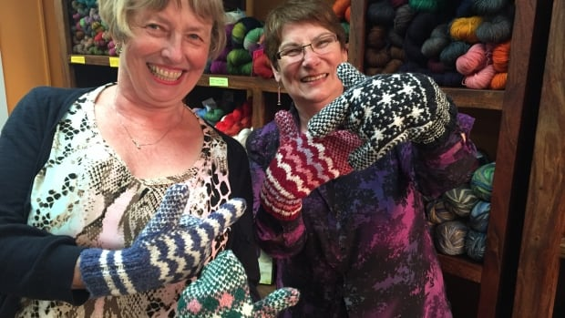 Newfoundland knitters rescue trigger mitts from extinction