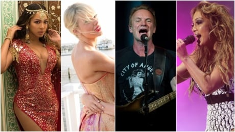 From Beyoncé to Sting to J.Lo: When Grammy winners turn wedding singers